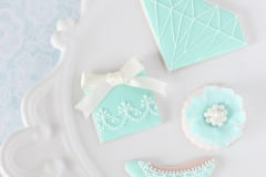 tiffany blue cookies - 1 day class