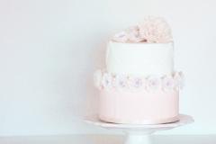 scabiosa cake