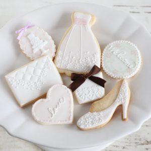 レシピから学ぶアイシングクッキー