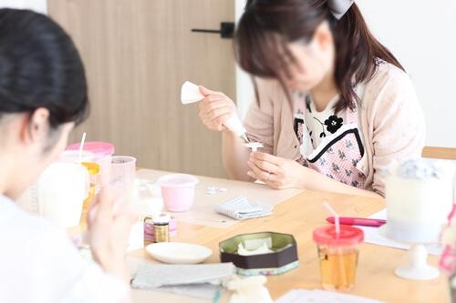 福岡シュガークラフト教室