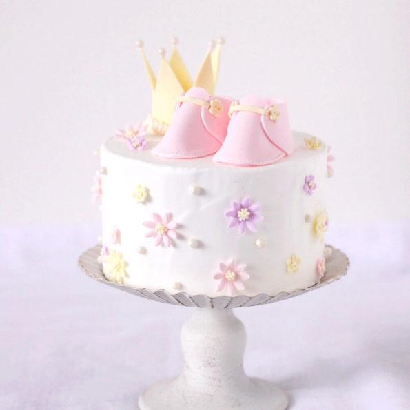 ファーストシューズケーキ